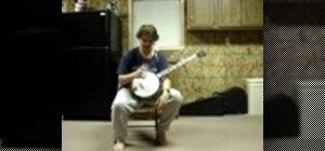 Playthe banjo for beginners