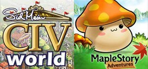 Friday Indie Game Review Roundup: Civilization and MapleStory Hit Facebook