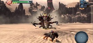 Defeat the sand boss Stygian in Darksiders