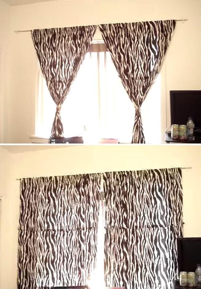 Winter Scene Shower Curtain
