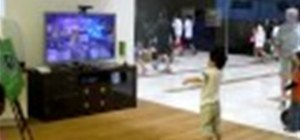 Little Kid aces Dance Central on Hard