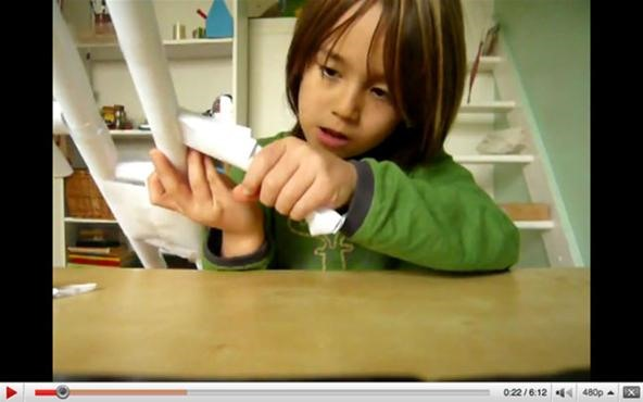 Little Boy Gun Freaks + 250 Meticulously Crafted Paper Weapons