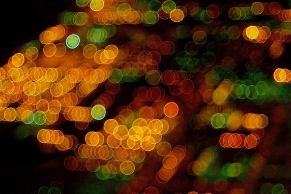 Bokeh Photography Challenge: City Lights