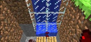 Make an easy monster and animal trap tutorial in Minecraft