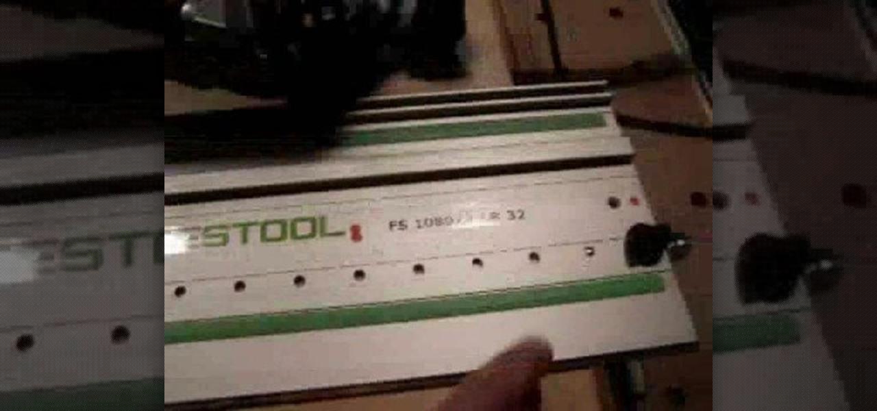 Home Tool Box Setup: How To Setup And Use The Festool LR 32 System « Tools