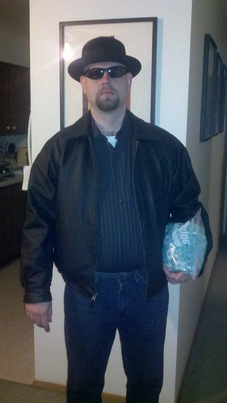 Heisenberg  sc 1 st  Halloween Ideas - WonderHowTo & Breaking Bad Costume Ideas for Halloween Plus How to Make Your Own ...