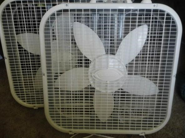 How to Dry Herbs at Home with Two Fans and Air Filters