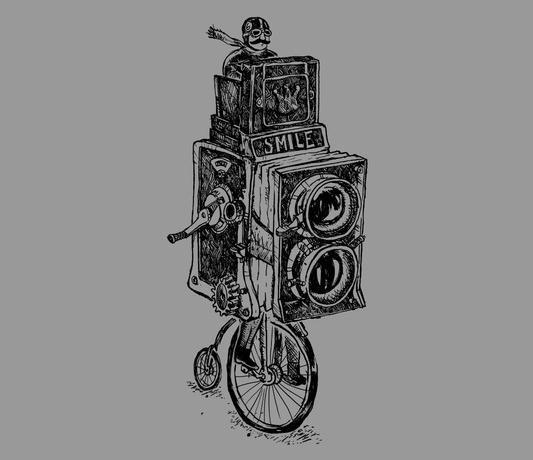 Steampunk Shirts Abound at Threadless