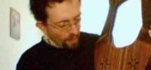 Play Jewish Klezmer music on the lyre