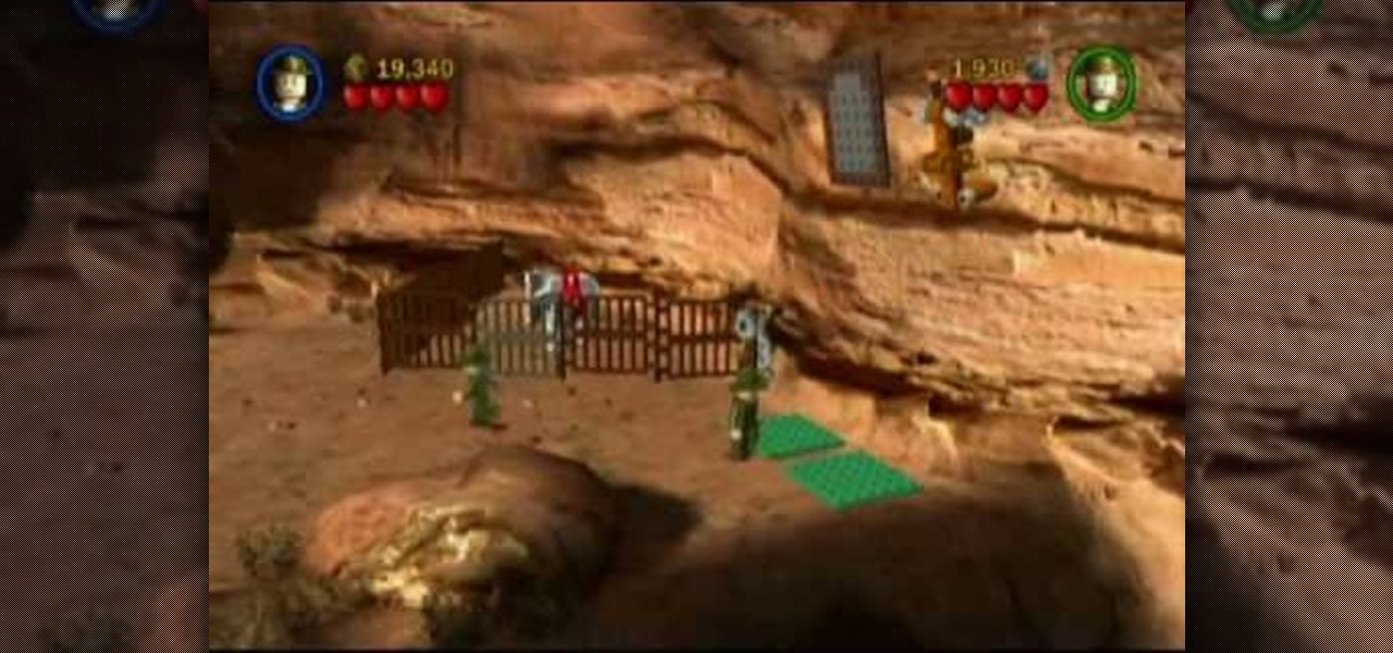 How To Find The Young Indy Secret Level In Lego Indiana Jones Xbox