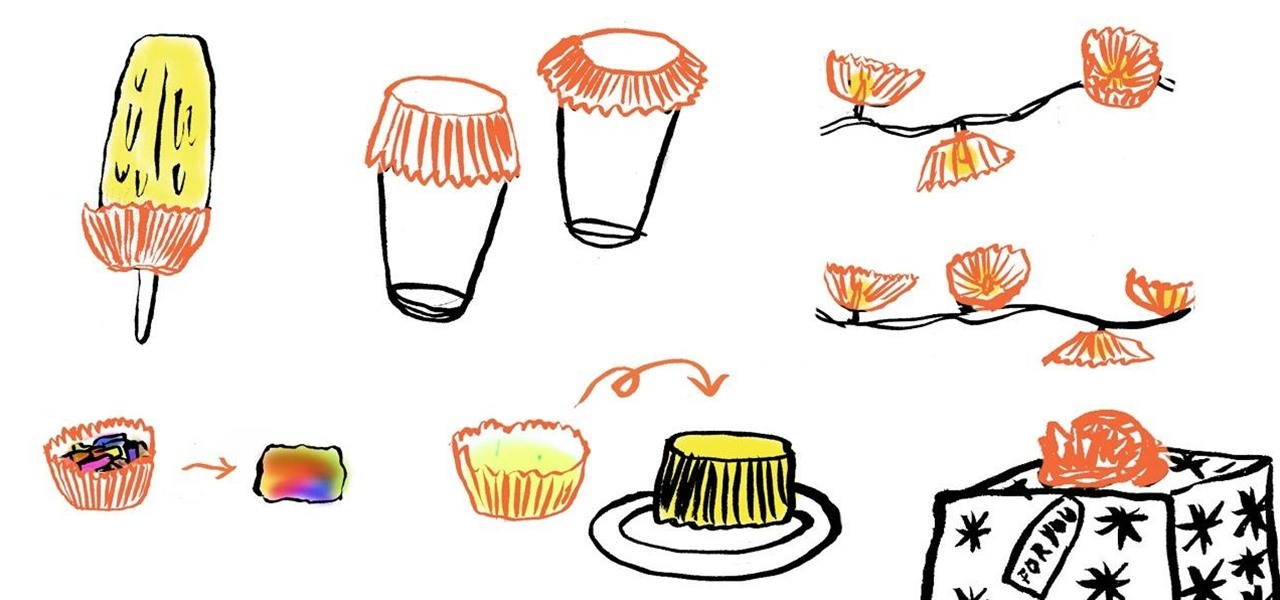8 Non-Baking Uses for Cupcake Liners