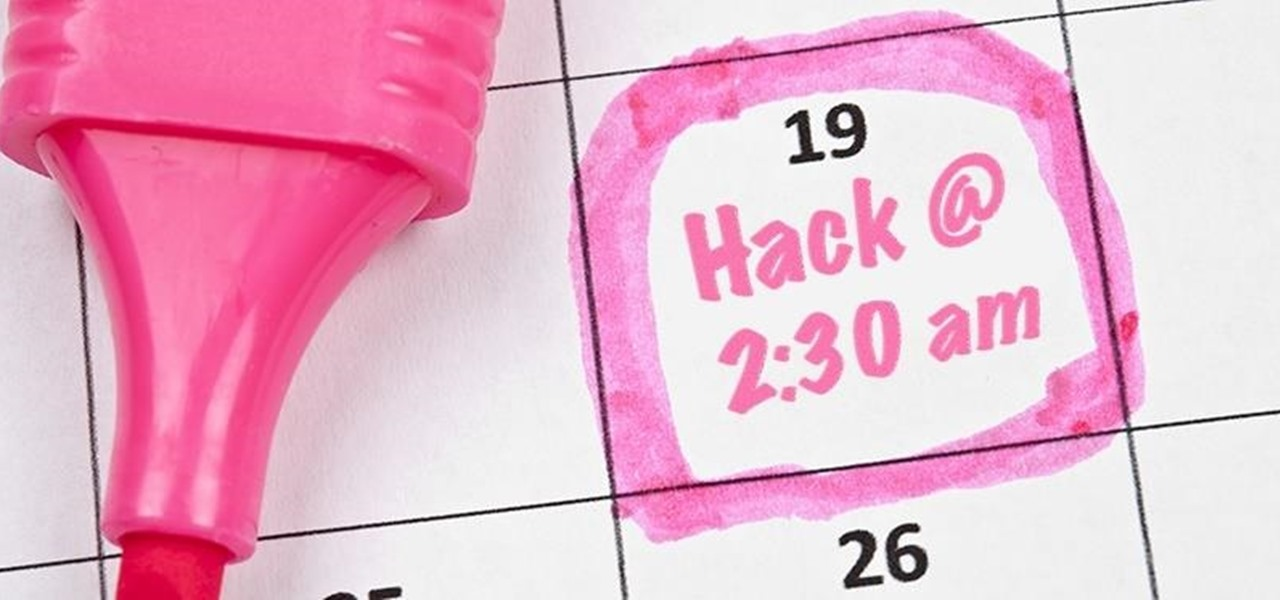 Linux Basics for the Aspiring Hacker, Part 18 (Scheduling Jobs)