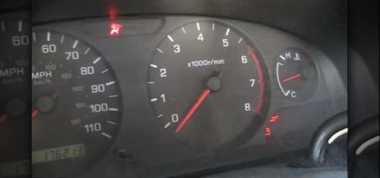 Reset Tachometer Nissan Frontier Pick Up Truck X on 1993 Dodge Pick Up