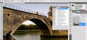 Create an action set in Adobe Photoshop CS5
