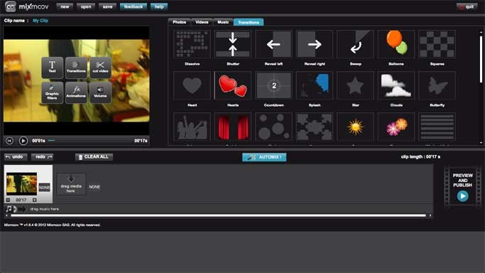 Mixmoov: A Browser-Based Editing App That Will Drive You Crazy