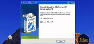 Burn or copy an ISO image with CDBurnerXP on a Microsoft Windows PC