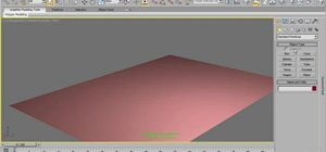 Create basic 3D models in 3D Studio Max 2011