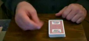Do the Hindouble magic card trick