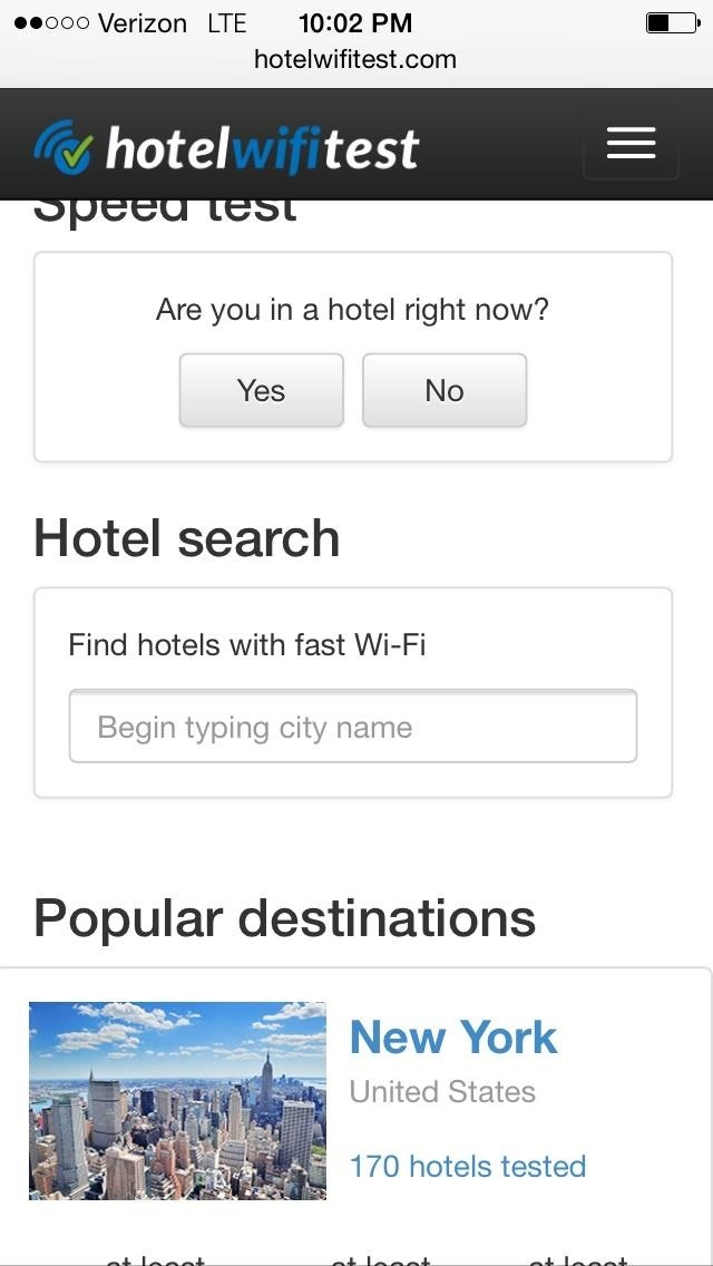 How to Check Wi-Fi Reliability & Speed at Hotels Before Booking a Room