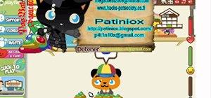 Hack poo on Pet Society (09/24/09)