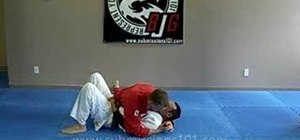 Do a Gracie-style Jiu Jitsu lapel choke