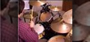 Learn your favorite drum licks