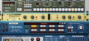 Compress a finished mix in Propellerhed Reason 5 or Record 1.5
