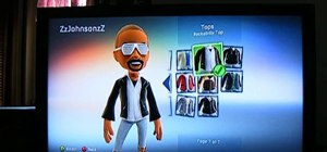 Customize an XBox 360 Avatar to look like Kanye West