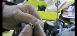 Replace the glow plug in your RC Nitro vehicle engine