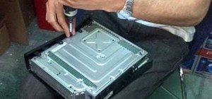 Quickly and professionaly disassemble your Xbox 360 slim