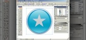 Create a reflective glass button in Adobe Illustrator