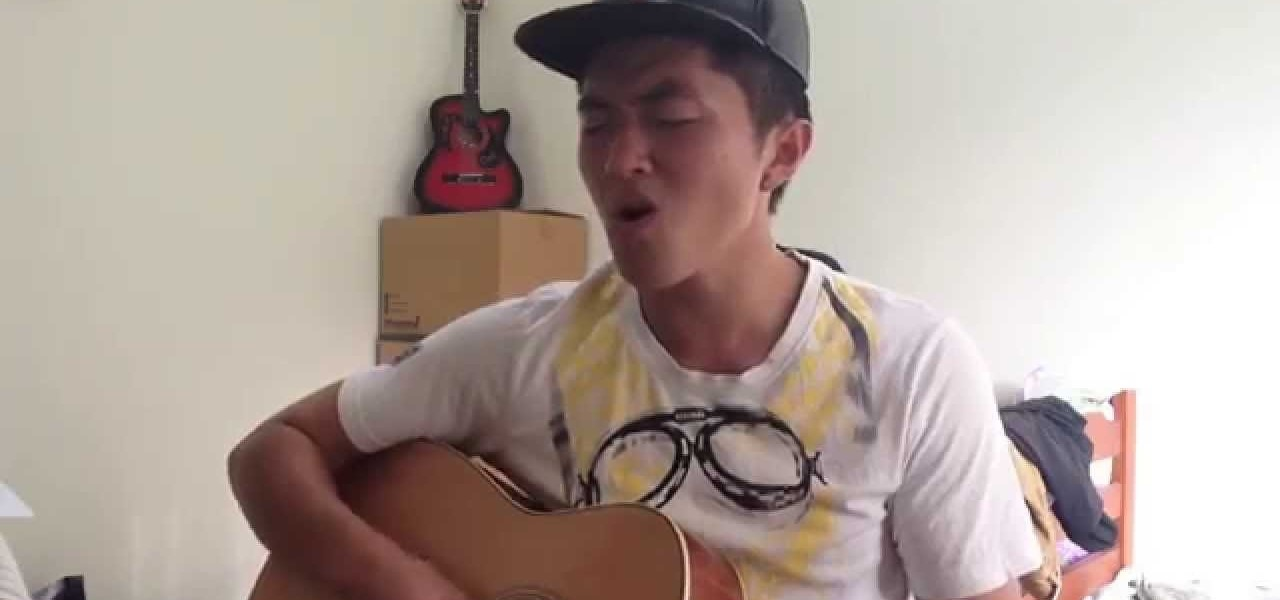 "NEYO ""So Sick"" Covers by Ferb Huynh (Acoustic)"