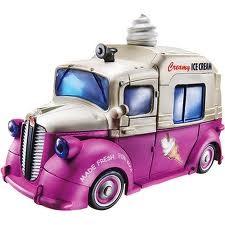 Icecream truck terror