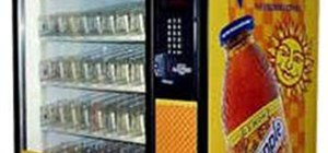 How to Get Free Money From Vending Machines