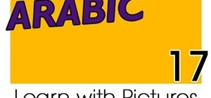 Learn color vocabulary in Arabic