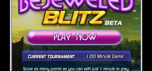 Hack Bejeweled Blitz with cheat codes (07/21/09)