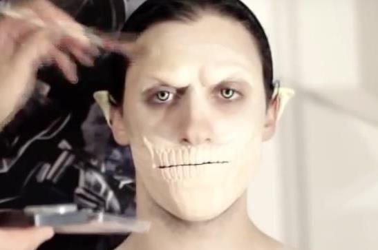 Attack on Titan: DIY Eren Jaeger Makeup Effects for Halloween