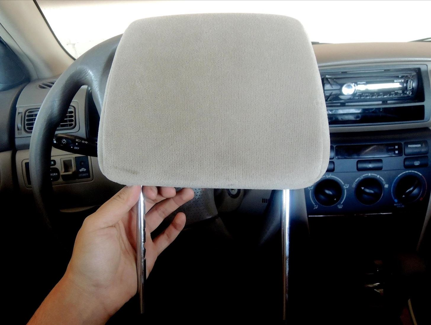 How the Headrest in Your Vehicle Can Potentially Save Your Life One Day