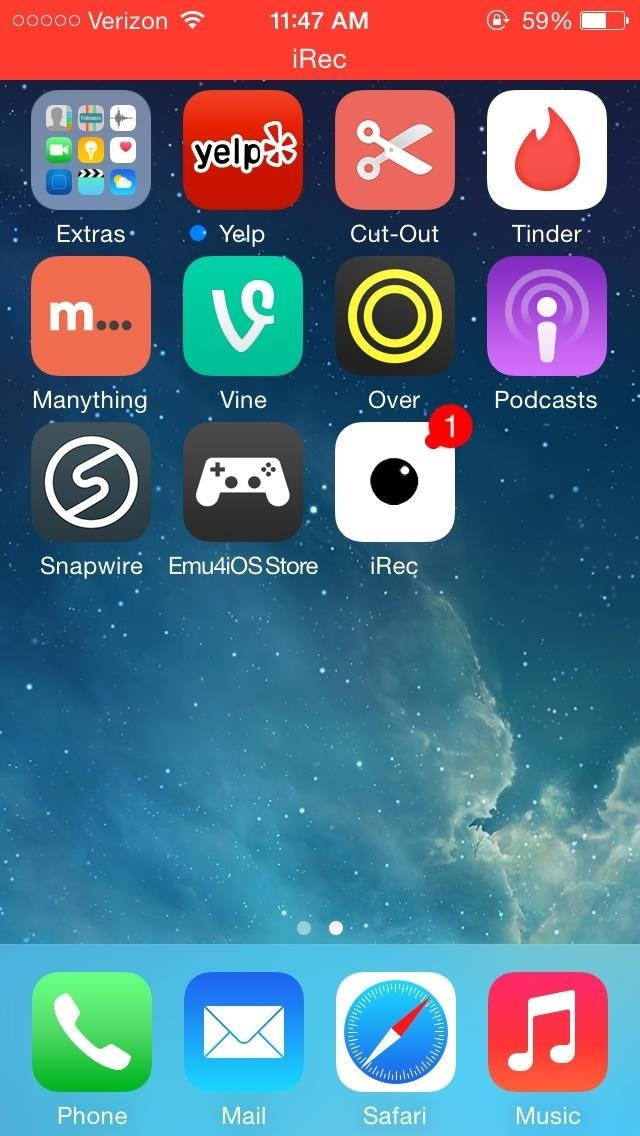 How to Record Your iPad's or iPhone's Screen (No Jailbreak or Computer Required)