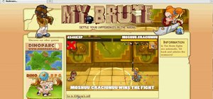 Go up a level in MyBrute w/Cheat Engine 5.5 (09/09/09)