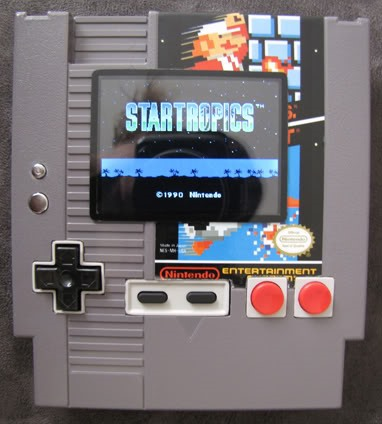 Ultimate NES Cartridge Mod