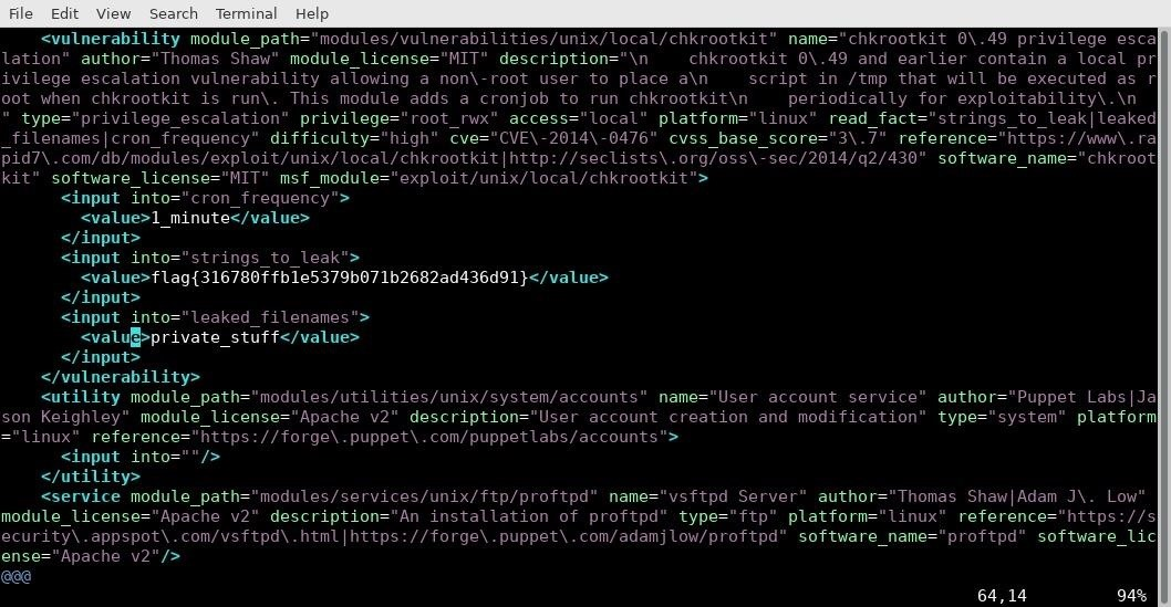 How to Use SecGen to Generate a Random Vulnerable Machine