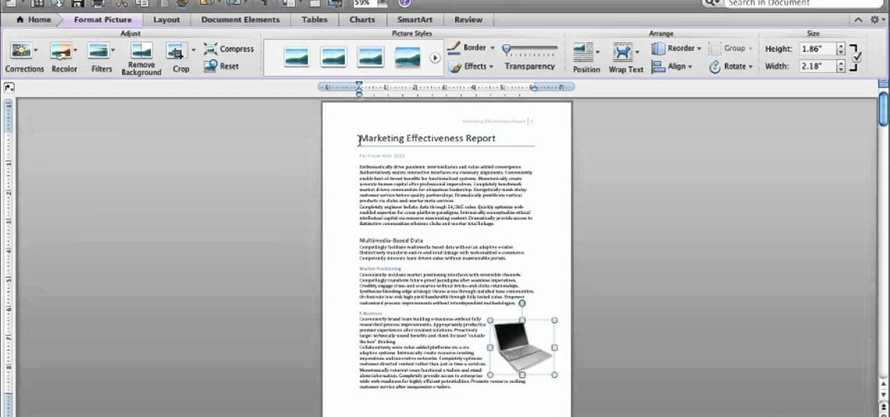 How to Navigate and use the Ribbon interface in Microsoft Office for
