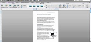 Navigate and use the Ribbon interface in Microsoft Office for Mac 2011