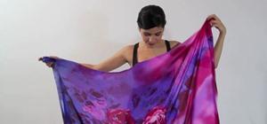 Make an asymmetrical summer dress in less than two minutes