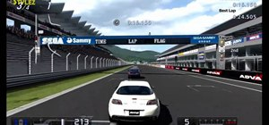 Achieve a gold trophy on the B-9 License Test (slipstreams) in Gran Turismo 5