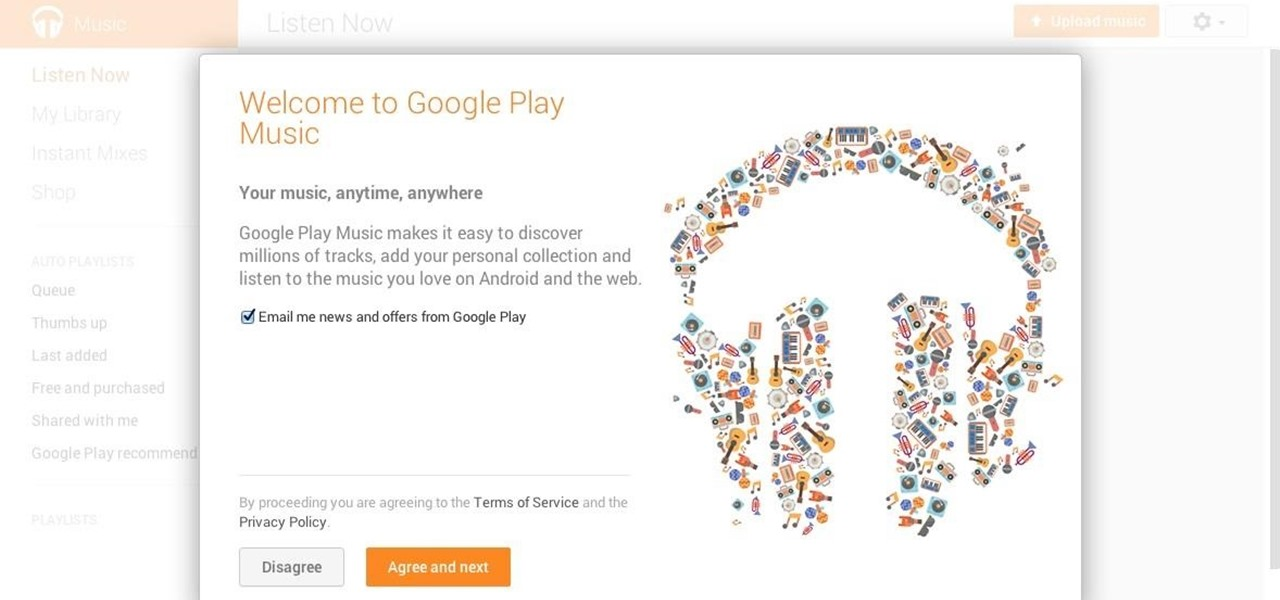 Get Google Music in Canada Without a VPN