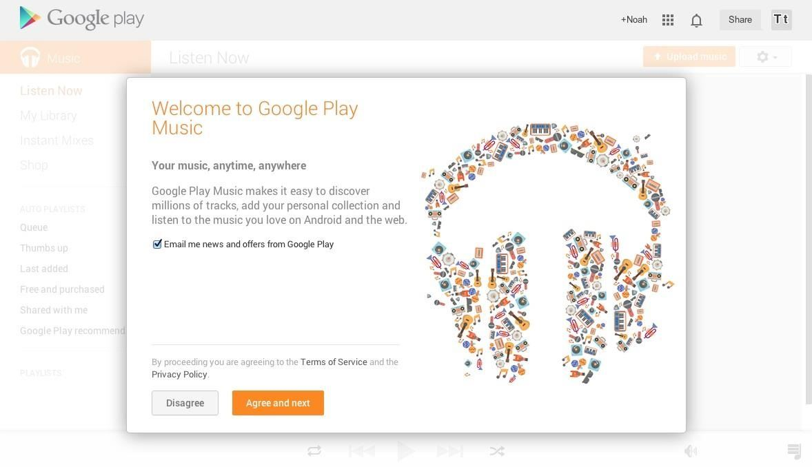 How to Get Google Music in Canada Without a VPN