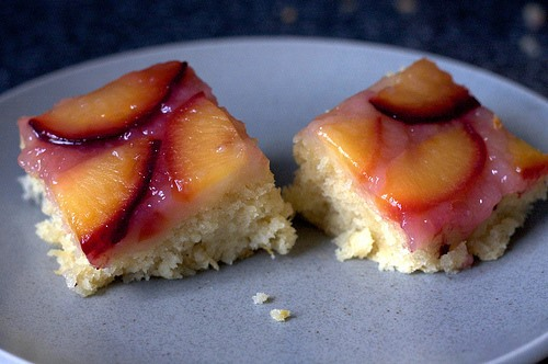 RECIPE: Plum Kuchen (German Coffee Cake)