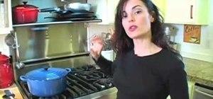 Make vegan quinoa kitchari in less than half an hour